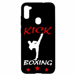 Чохол для Samsung A11/M11 Kickboxing Fight