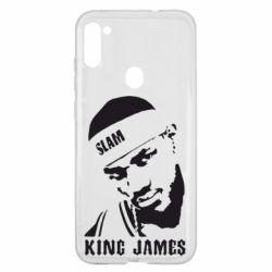 Чехол для Samsung A11/M11 King James
