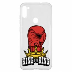 Чохол для Samsung A11/M11 king of the Ring
