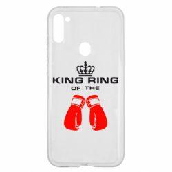 Чохол для Samsung A11/M11 King Ring