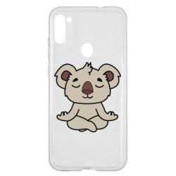 Чехол для Samsung A11/M11 Koala
