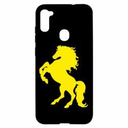 Чохол для Samsung A11/M11 Кінь