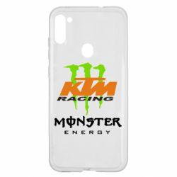 Чехол для Samsung A11/M11 KTM Monster Enegry