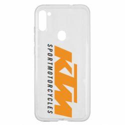 Чохол для Samsung A11/M11 KTM Sportmotorcycles