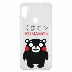 Чохол для Samsung A11/M11 Kumamon