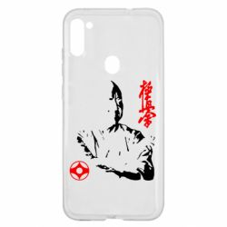 Чохол для Samsung A11/M11 Kyokushin Kanku logo