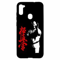 Чохол для Samsung A11/M11 Kyokushin Kanku Master