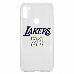 Чехол для Samsung A11/M11 Lakers 24