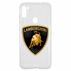 Чохол для Samsung A11/M11 Lamborghini Logo