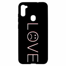 Чохол для Samsung A11/M11 lil peep: love