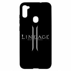 Чехол для Samsung A11/M11 Lineage ll