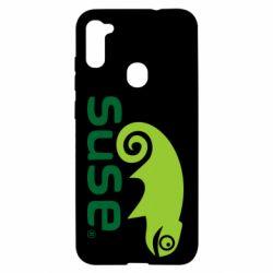 Чехол для Samsung A11/M11 Linux Suse