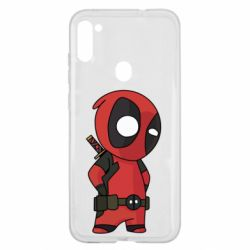 Чохол для Samsung A11/M11 Little Deadpool
