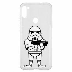 Чохол для Samsung A11/M11 Little Stormtrooper