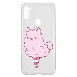 Чехол для Samsung A11/M11 Llama Ice Cream
