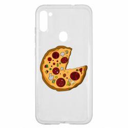 Чохол для Samsung A11/M11 Love Pizza