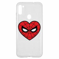 Чохол для Samsung A11/M11 Love spider man