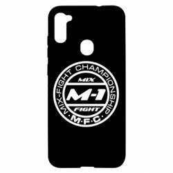 Чехол для Samsung A11/M11 M-1 Logo