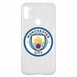 Чохол для Samsung A11/M11 Manchester City