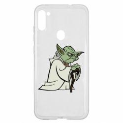 Чехол для Samsung A11/M11 Master Yoda