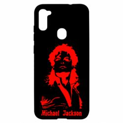Чохол для Samsung A11/M11 Майкл Джексон