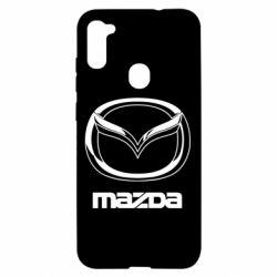 Чохол для Samsung A11/M11 Mazda Logo