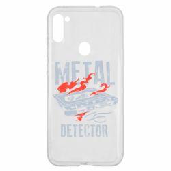 Чохол для Samsung A11/M11 Metal detector