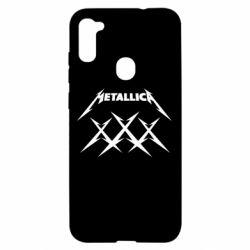 Чохол для Samsung A11/M11 Metallica XXX