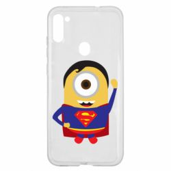 Чохол для Samsung A11/M11 Minion Superman