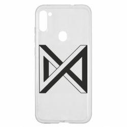 Чохол для Samsung A11/M11 Monsta x simbol