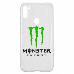 Чехол для Samsung A11/M11 Monster Energy Classic