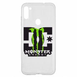 Чохол для Samsung A11/M11 Monster Energy DC