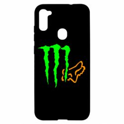 Чохол для Samsung A11/M11 Monster Energy FoX