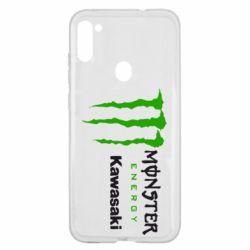 Чохол для Samsung A11/M11 Monster Energy Kawasaki