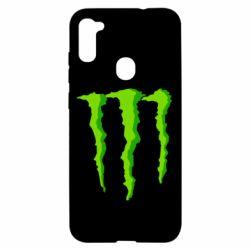 Чохол для Samsung A11/M11 Monster Stripes