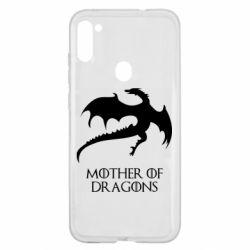 Чехол для Samsung A11/M11 Mother of dragons 1