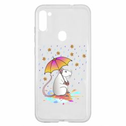 Чохол для Samsung A11/M11 Mouse and rain