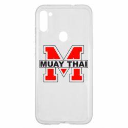 Чохол для Samsung A11/M11 Muay Thai Big M