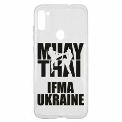 Чехол для Samsung A11/M11 Muay Thai IFMA Ukraine