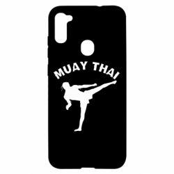 Чохол для Samsung A11/M11 Muay Thai