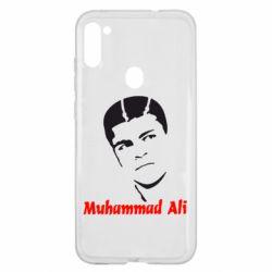 Чехол для Samsung A11/M11 Muhammad Ali
