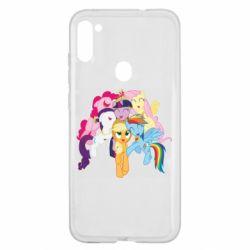 Чехол для Samsung A11/M11 My Little Pony
