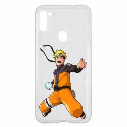Чохол для Samsung A11/M11 Naruto rasengan