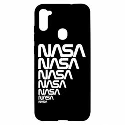 Чехол для Samsung A11/M11 NASA