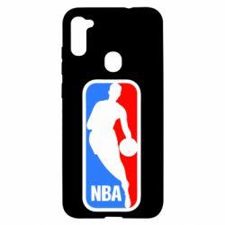 Чохол для Samsung A11/M11 NBA