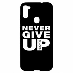 Чехол для Samsung A11/M11 Never give up 1