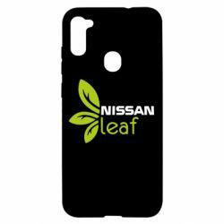 Чехол для Samsung A11/M11 Nissa Leaf