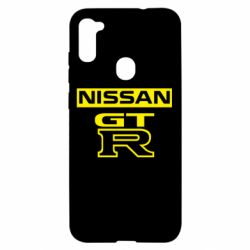 Чохол для Samsung A11/M11 Nissan GT-R