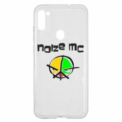 Чохол для Samsung A11/M11 Noize MC Logo