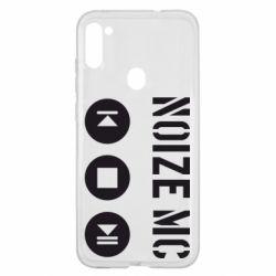 Чохол для Samsung A11/M11 Noize MC-плеєр